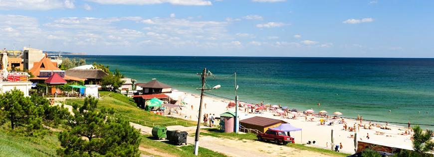 Изображение Ильичевска (Черноморска)