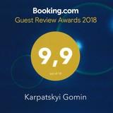 """Изображение гостевого дома """"Karpatskyi Gomin"""" #12"""