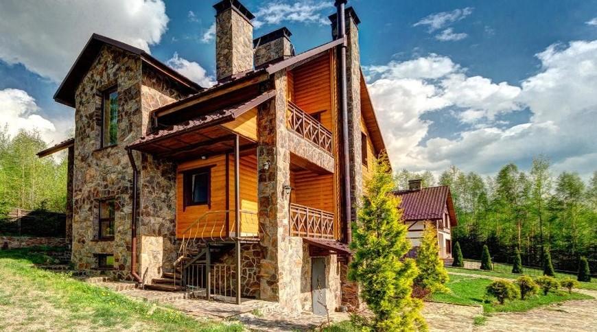 """Изображение готелю """"L-hutir Cottage № 2"""" #1"""