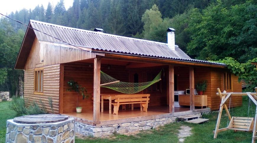 """Изображение гостевого дома """"Хижина Гуцула"""" #1"""