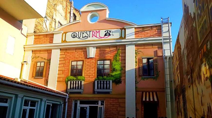 """Изображение мини-отеля """"Vintage Hotel Odessa"""" #7"""