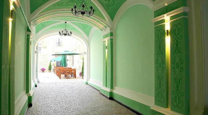"""Изображение мини-отеля """"Vintage Hotel Odessa"""" #3"""