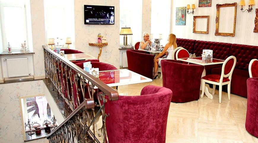 """Изображение мини-отеля """"Vintage Hotel Odessa"""" #5"""