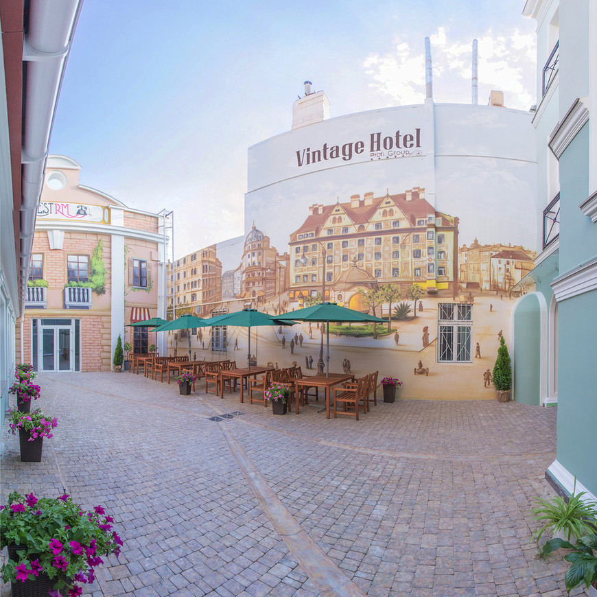 """Изображение отеля """"Vintage Hotel Odessa"""" #1"""