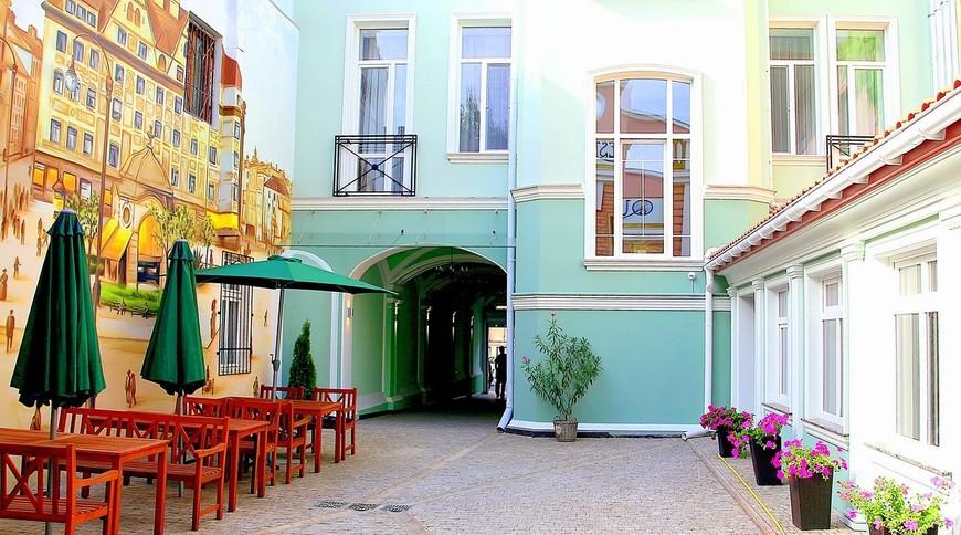 """Изображение мини-отеля """"Vintage Hotel Odessa"""" #2"""