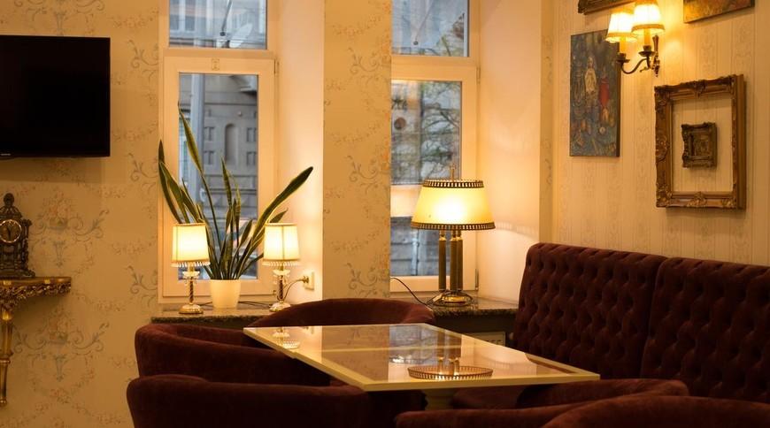 """Изображение отеля """"Vintage Hotel Odessa"""" #13"""