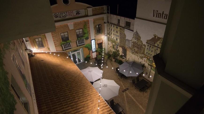 """Изображение отеля """"Vintage Hotel Odessa"""" #16"""