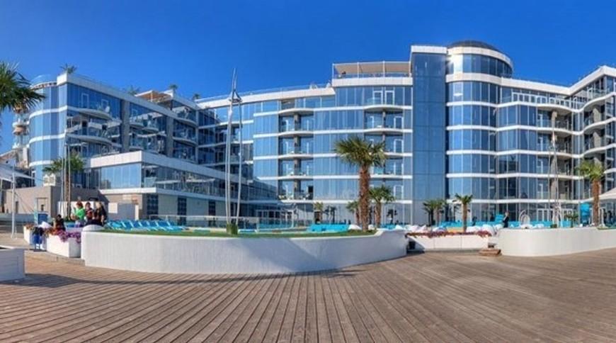 """Изображение готелю """"NEMO Hotel Resort & SPA"""" #1"""