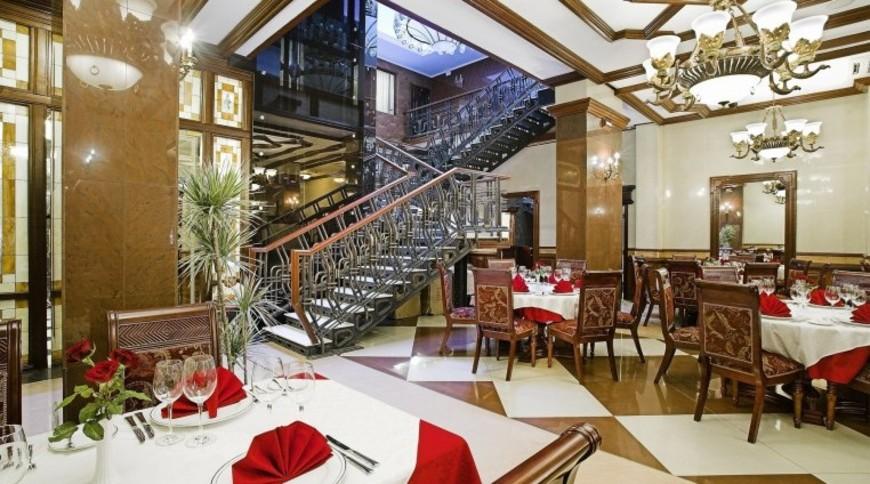 """Изображение отеля """"Лондон"""" #10"""