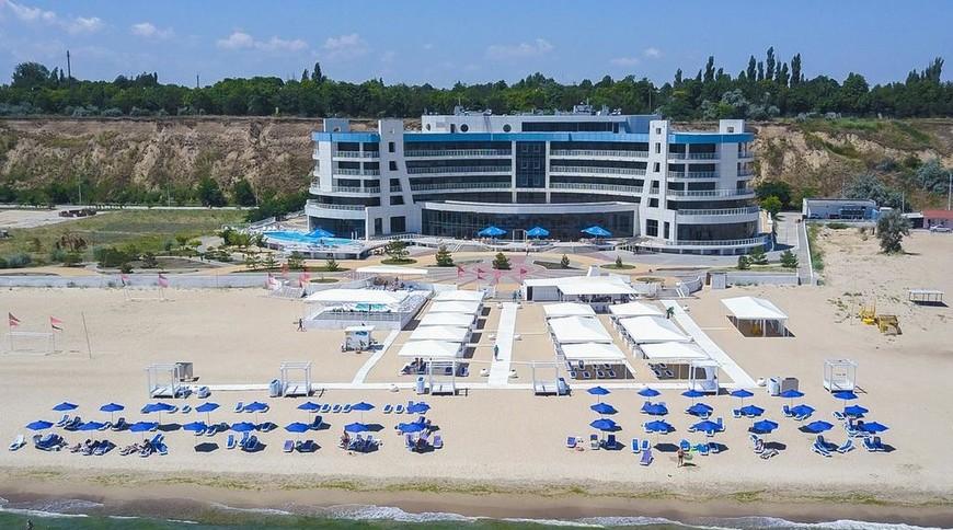 """Изображение отеля """"Черное море Бугаз"""" #1"""