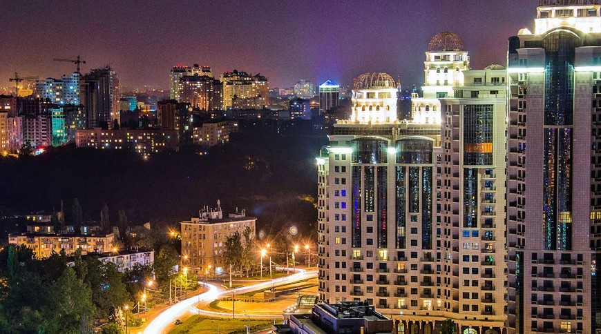 """Изображение готелю """"ARK PALACE"""" #1"""