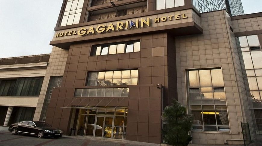 """Изображение готелю """"GAGARINN"""" #1"""