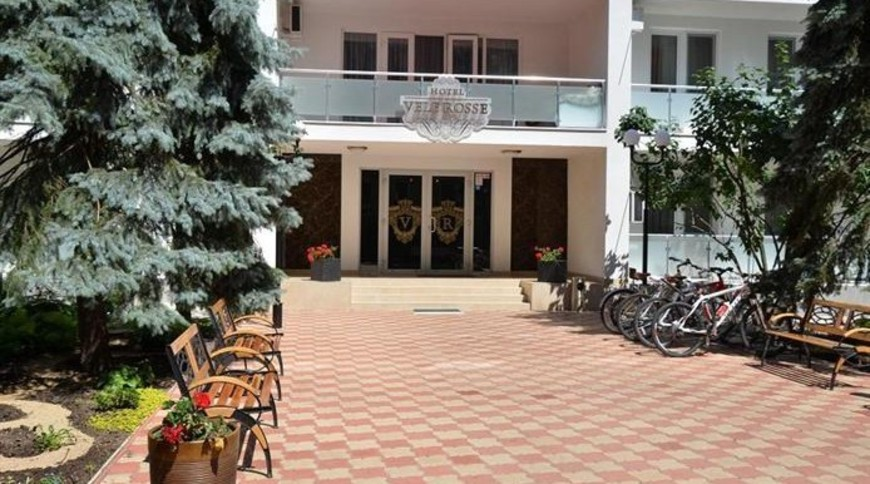 """Изображение отеля """"Vele Rosse"""" #2"""
