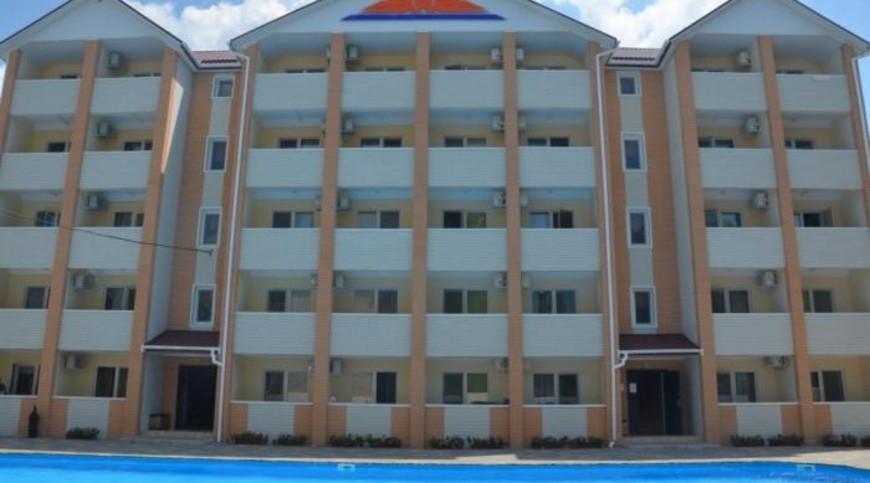 """Изображение отеля """"Оранж"""" #1"""