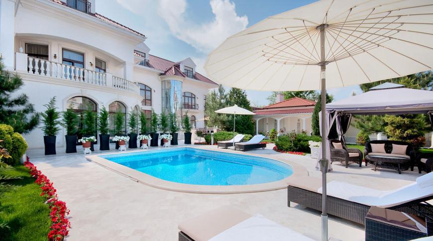 """Изображение отеля """"Villa le Premier"""" #3"""