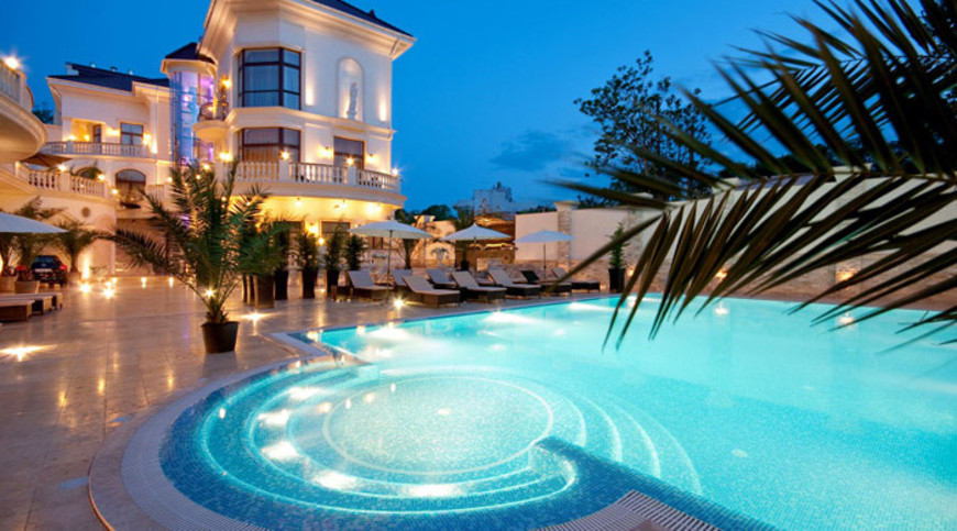 """Изображение отеля """"Villa le Premier"""" #1"""