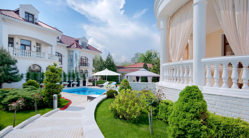 """Изображение отеля """"Villa le Premier"""" #8"""