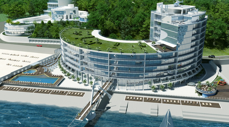 "Изображение отеля ""Maristella Marine Residence"" #1"