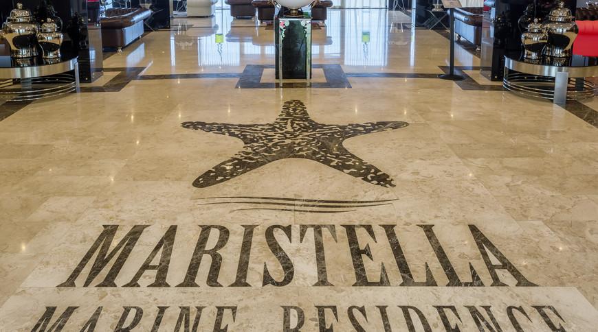 "Изображение отеля ""Maristella Marine Residence"" #9"