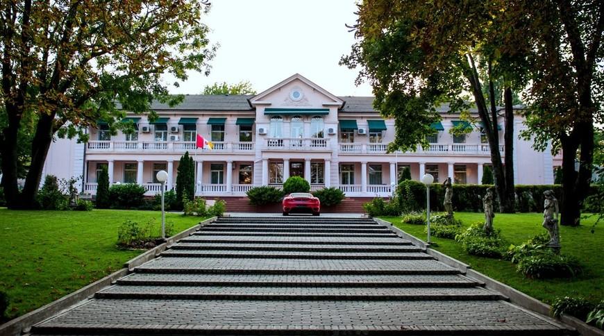 """Изображение отеля """"Аркадия Плаза """" #2"""
