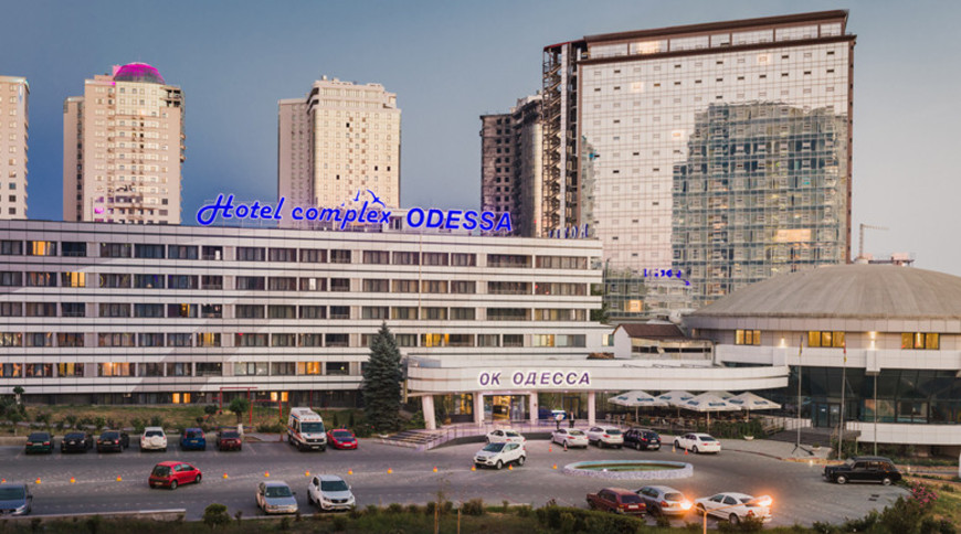 """Изображение отеля """"Одесса"""" #1"""