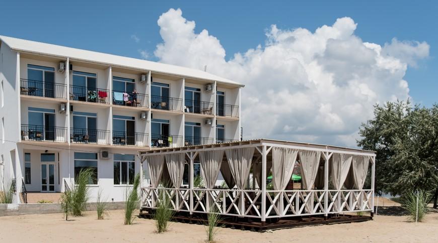 """Изображение мини-отеля """"Hotel Alion"""" #1"""