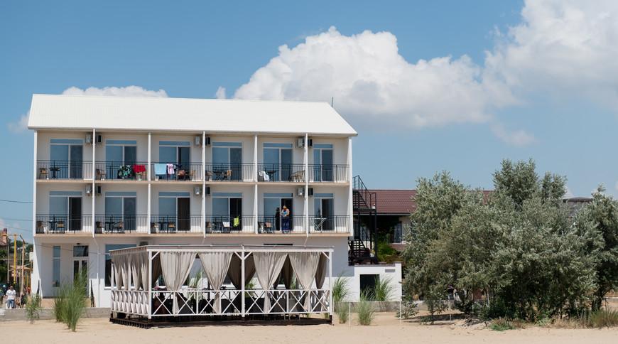 """Изображение мини-отеля """"Hotel Alion"""" #2"""