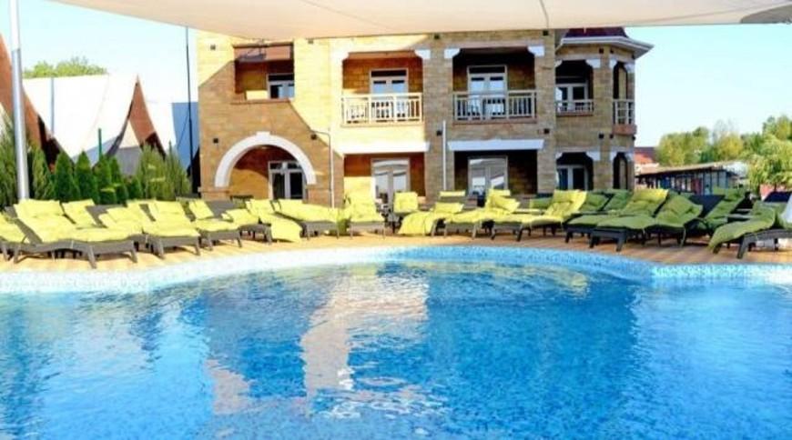 """Изображение отеля """"Marseille Resort"""" #7"""