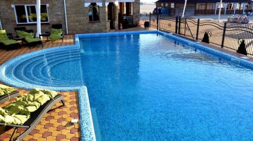 """Изображение отеля """"Marseille Resort"""" #8"""