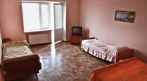 Однокомнатная квартира для 1-5 человек