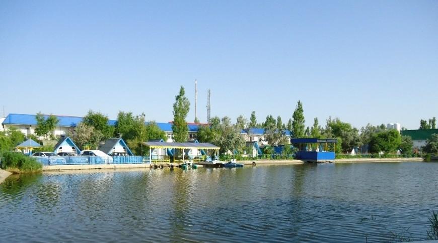 """Изображение готелю """"Озерце"""" #1"""