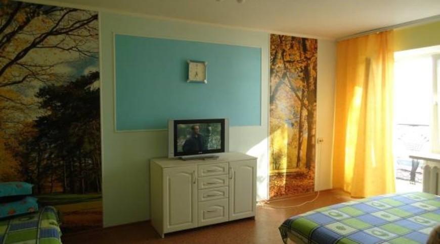 """Изображение квартиры """"Уютная однокомнатная квартира с видом на море"""" #3"""