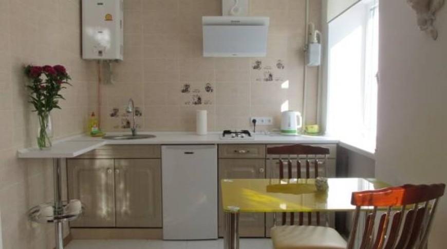 "Изображение квартиры ""Уютная квартира на Набережной с видом на море"" #5"