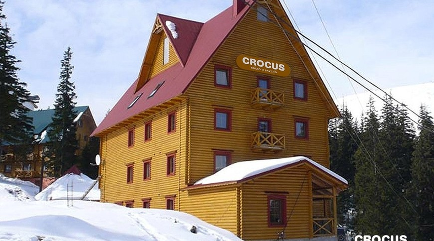 """Изображение отеля """"Крокус"""" #1"""