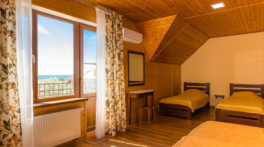 """Изображение гостевого дома """"Сдам Загородный дом на берегу Черного моря, в Затоке"""" #7"""
