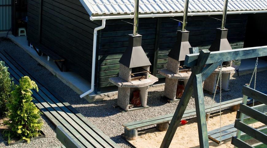 """Изображение гостевого дома """"Дом для отдыха у моря для семьи 2+2. Таунхаус Мини-Люкс"""" #2"""