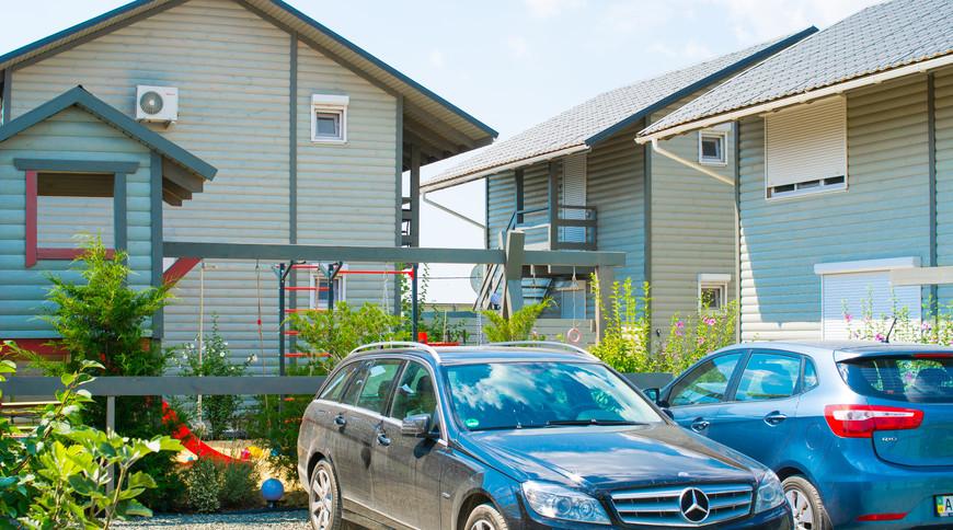 """Изображение гостевого дома """"Дом для отдыха у моря для семьи 2+2. Таунхаус Мини-Люкс"""" #19"""