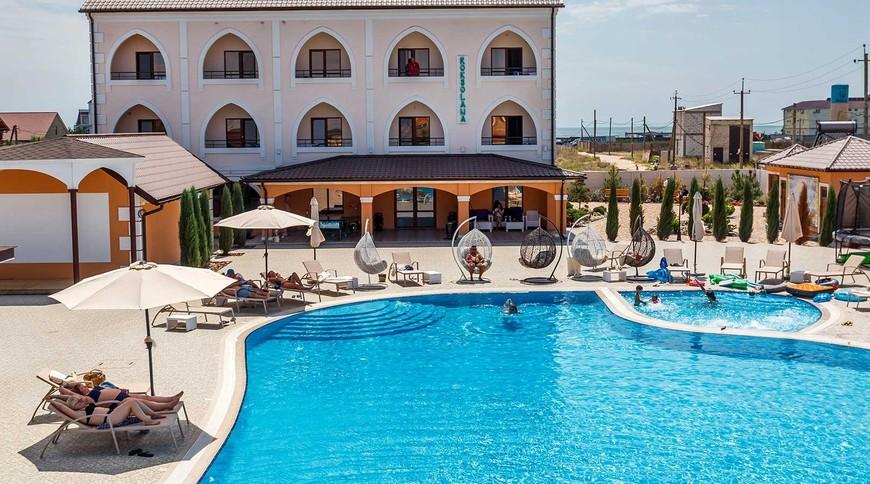 """Изображение гостиницы """"ROKSOLANA Hotel"""" #2"""