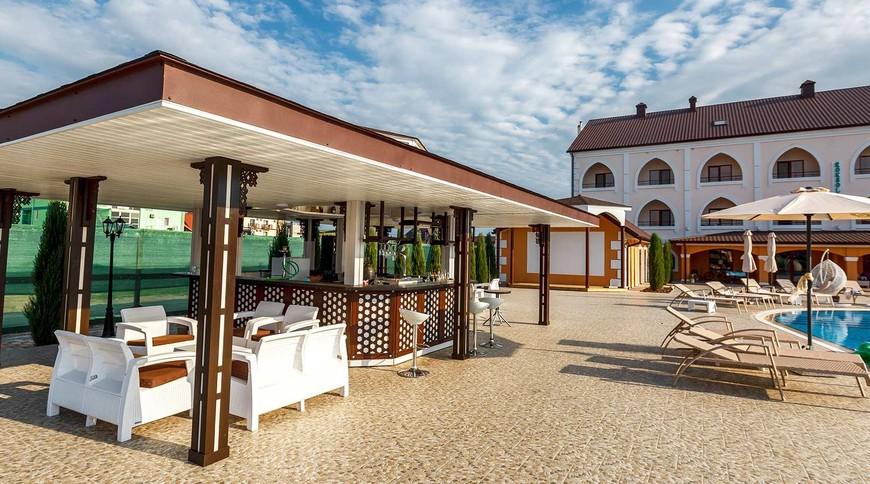 """Изображение гостиницы """"ROKSOLANA Hotel"""" #10"""