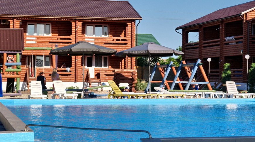 "Изображение базы отдыха ""SPA Hotel ANNA"" #1"