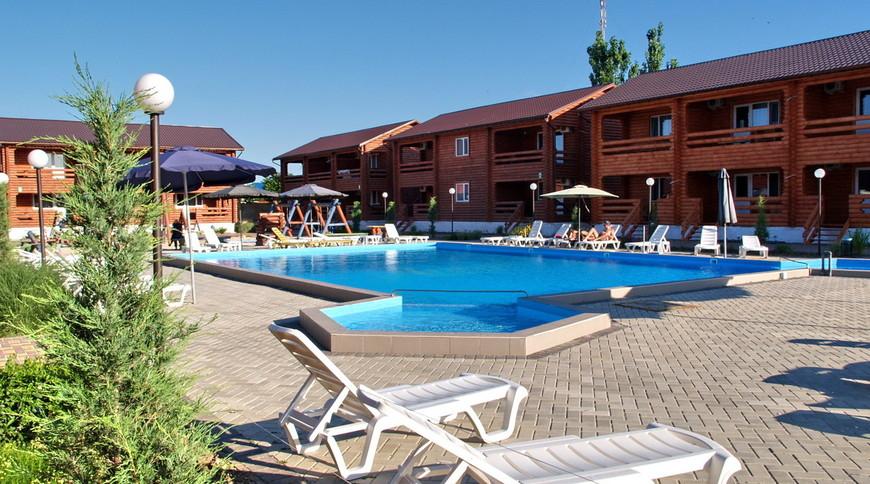 "Изображение базы отдыха ""SPA Hotel ANNA"" #2"
