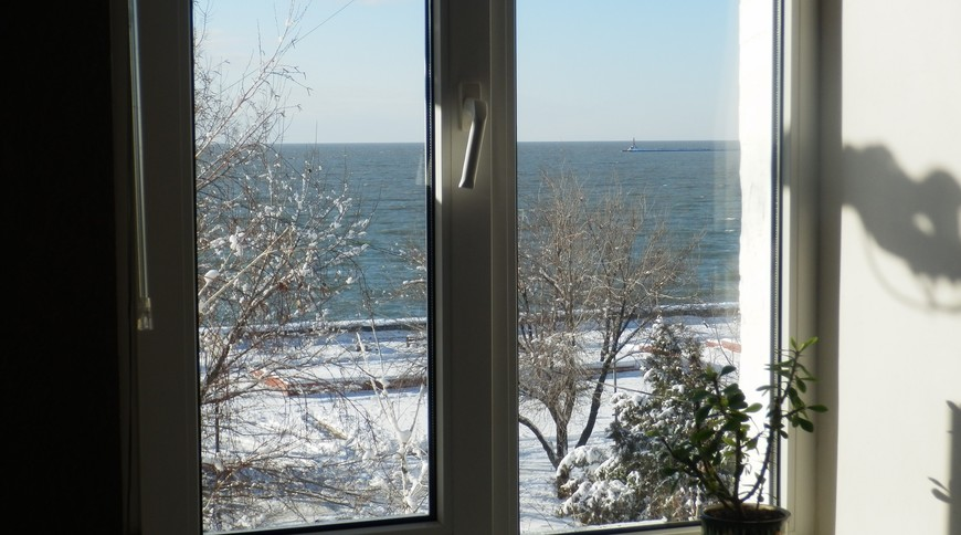 "Изображение квартиры ""С видом на море.Набережная.Возле колеса обозрения."" #6"