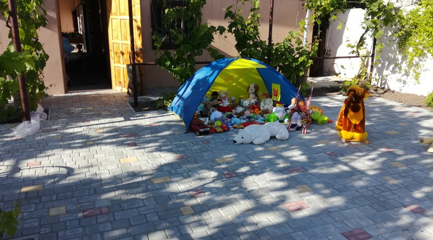 """Изображение частного дома """"отдых в скадовске"""" #15"""