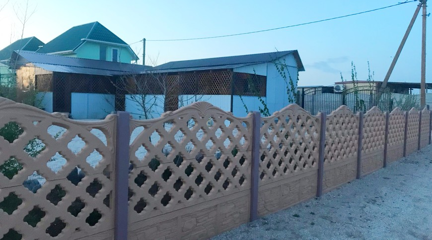 """Изображение частного сектора """"Домики для отдыха на побережье Азовского моря"""" #6"""