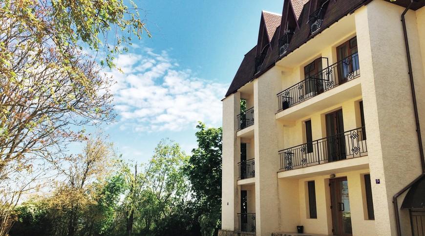 """Изображение отеля """"Сан Марино"""" #3"""