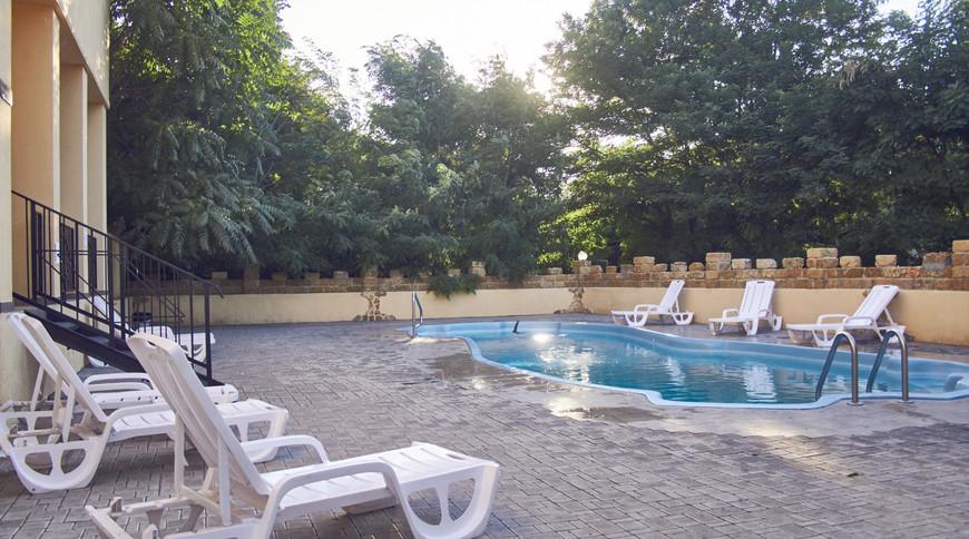 """Изображение отеля """"Сан Марино"""" #14"""