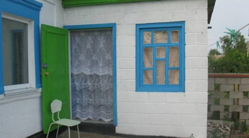 """Изображение частного дома """"Недорогое жилье в Мелекино, 1 спуск"""" #4"""