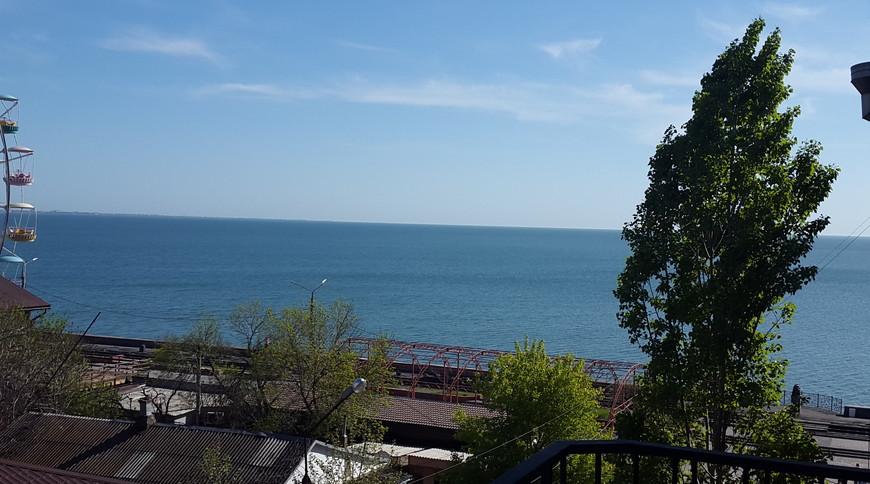 """Изображение квартиры """"Уютная с видом на море. Забронируй свой кусочек лета"""" #7"""