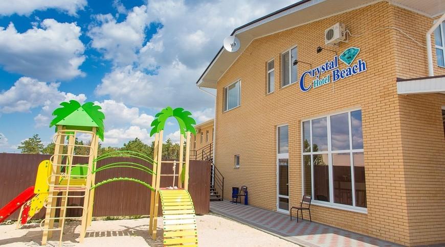 """Изображение готелю """"Crystal Beach"""" #1"""