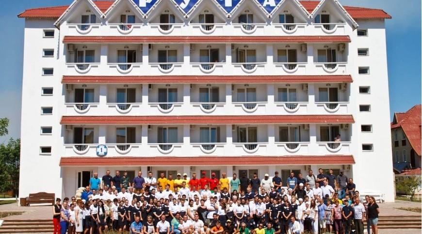 """Изображение готелю """"Ruta Family Club Hotel"""" #1"""